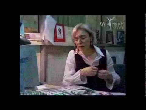 Anna Politkovskaya's Death — Documentary Movie about War in Chechnya