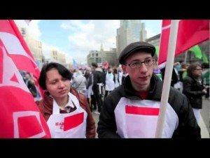 Дебил — нашист перепутал Немцовых
