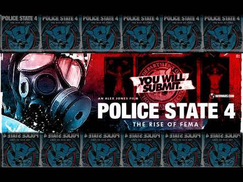 Алекс Джонс: Police State 4 — The Rise of FEMA