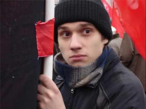 Юрий Червочкин и Антон Страдымов