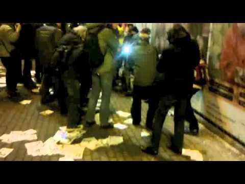 Выборы без оппозиции — преступление / 22 ноября 2011 года