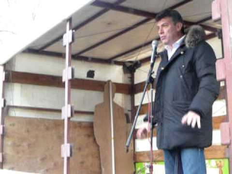 Митинг в поддержку Матвея Крылова 27 ноября 2011 года