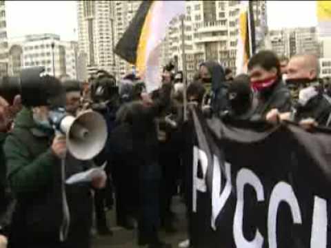 Русский марш в Москве 04 ноября 2011 года