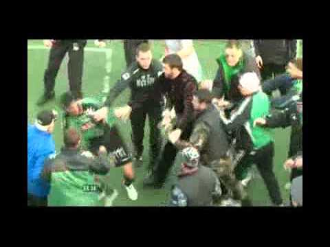 Нравы Кадыровской Чечни: Избиение на футбольном поле