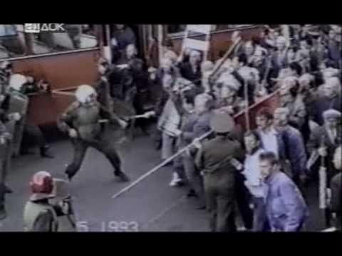 Белый дом — черный дым / 1993 — Осень в огне: Фильмы ЗомбоЯщика о событиях Октября 1993 года