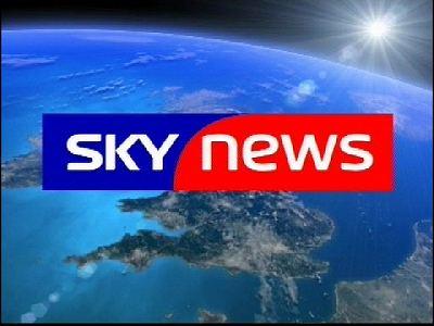 Sky News TV Трансляция 24/7 Великобритания