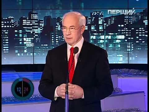 Шустер LIVE 23 декабря 2011 года Часть 1