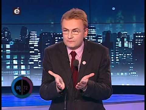 Шустер LIVE 02 декабря 2011 года Часть 2