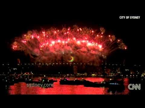 Австралия: Новый год пришел!