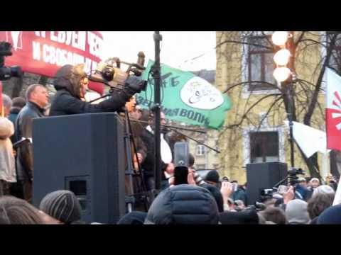 Андрей Дмитриев 10 декабря 2011 года