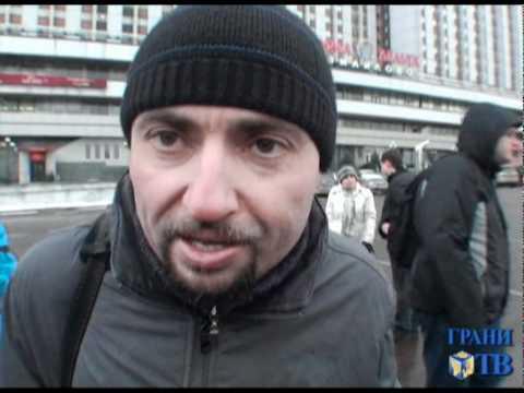 Лимонов: Сбор подписей а автобусе