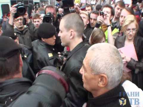 Сергей Удальцов — узник совести