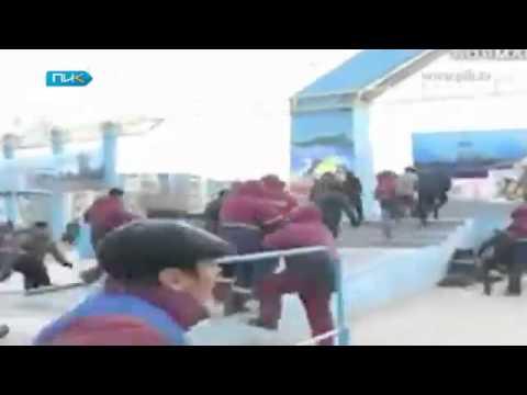 Казахстан: Расстрел мирного митинга