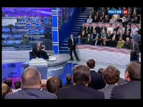 Ленинград — Прощай, пиз*абол (Путин)