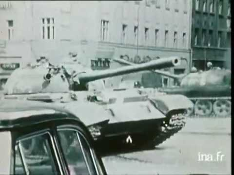 Пражская весна 1968 год