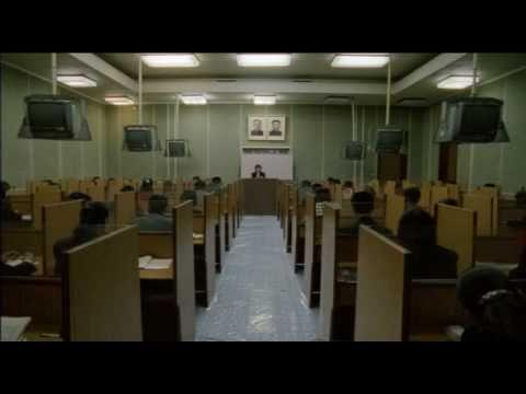 Скончался Ким Чен Ир / Один день в Северной Корее