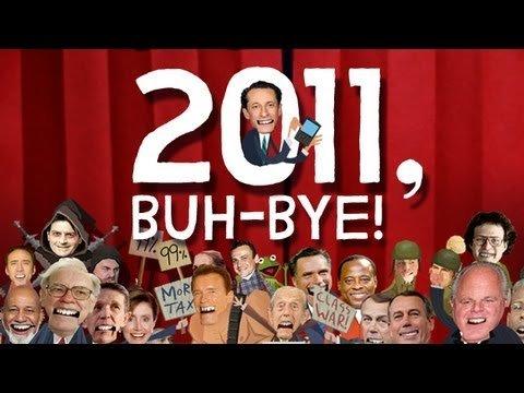 JibJab: 2011 Buh-Bye!