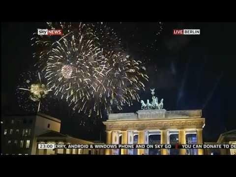 Германия: Новый год пришел!