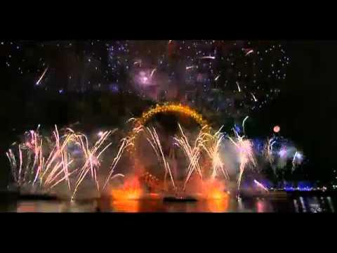 Великобритания: Новый год пришел!