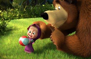 Мультфильм Маша и Медведь / Смотреть Онлайн все серии