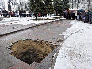 Брянск: Ребенок погиб в коллекторе