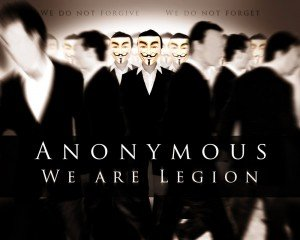 Anonymous to Russian Leaders — ворам и продажным тварям