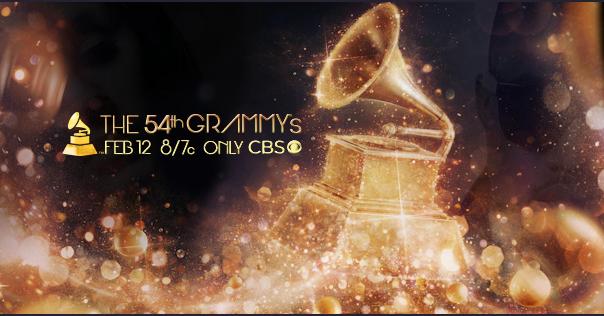 Церемония Грэмми 2012 Grammy Awards / Прямой эфир 12 февраля / Трансляция