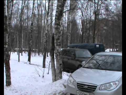 Технология фальсификации: Шикарная карусель в Пушкино