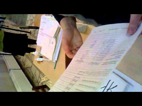 Фальсификация «Выборов» 4 марта 2012 года: Манипуляции с итоговыми протоколами