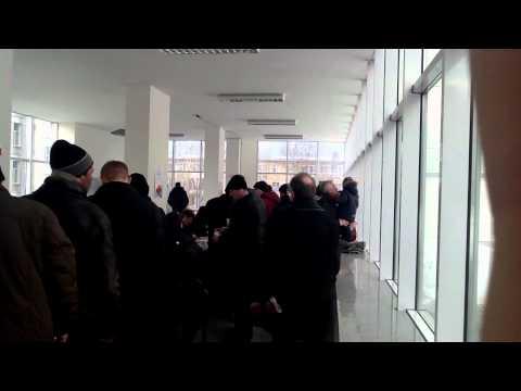 Фальсификация «Выборов» 4 марта 2012 года: Пойман карусельщик