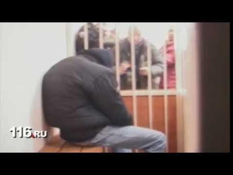 Казань: Акция против ментов-убийц обернулась потасовкой