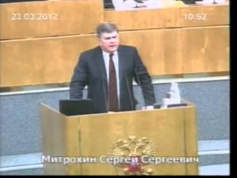 План Путина 2012: Первое — Поиметь Россию / Второе — Закон о партиях