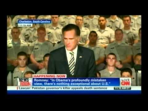 Митт Ромни: Россия наш главный геополитический враг