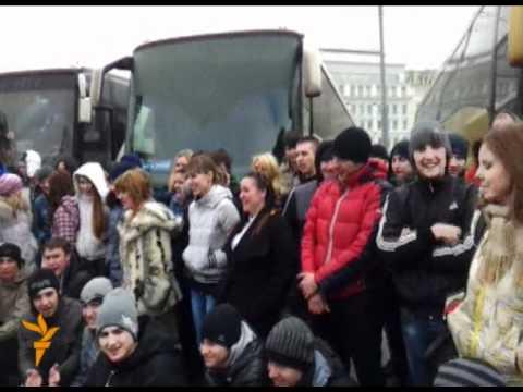 Карусельщики и нашисты в Москве