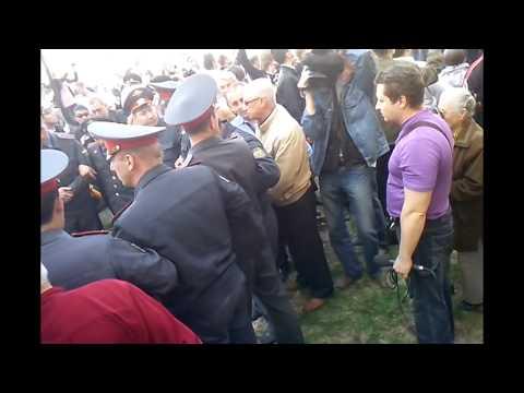 Сергей Удальцов в редакции Свободной прессы: Голодовка в поддержку протеста в Астрахани Прямой эфир / Трансляция