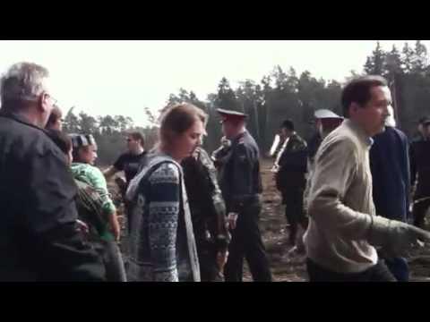 Побоище в Цаговском лесу