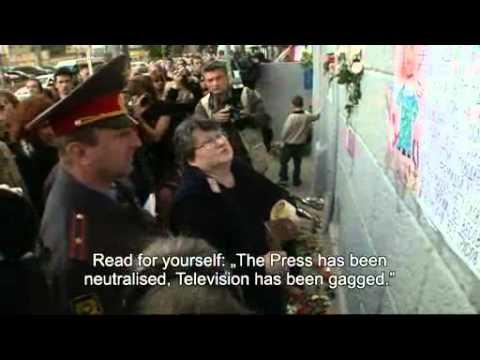 Анна Политковская: Горький вкус свободы