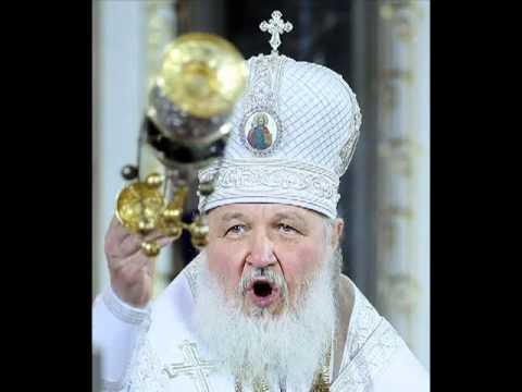 Чудеса фотошопа на сайте РПЦ / Патриарх Кирилл и рейдерский захват квартиры