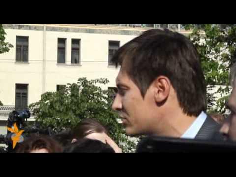 Басманный «суд» приказал ликвидировать лагерь оппозиции Оккупай Абай