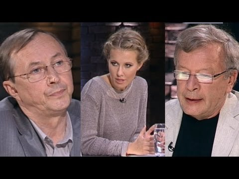 Главная Тема с Ксенией Собчак на ПИКе: Российские СМИ: угрозы и увольнения!
