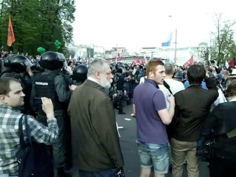 Марш Миллионов 6 мая: Фашисты на выгуле