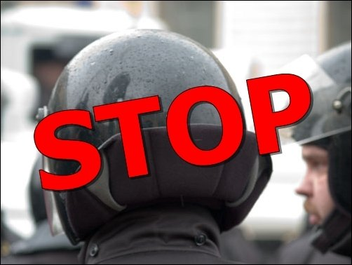 Армия путина в Крыму: НЕТ ВОЙНЕ! / Видео Хроника за 14 марта 2014 года