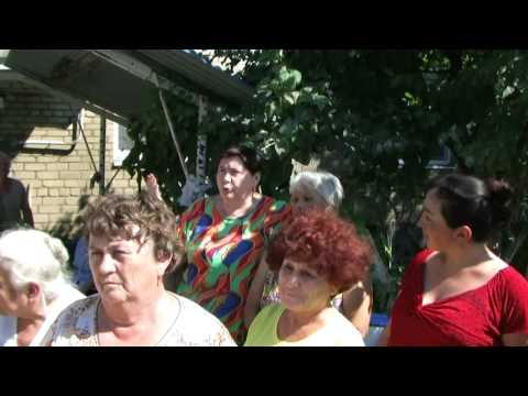 Наводнение в Крымске: Свидетельство жителей города