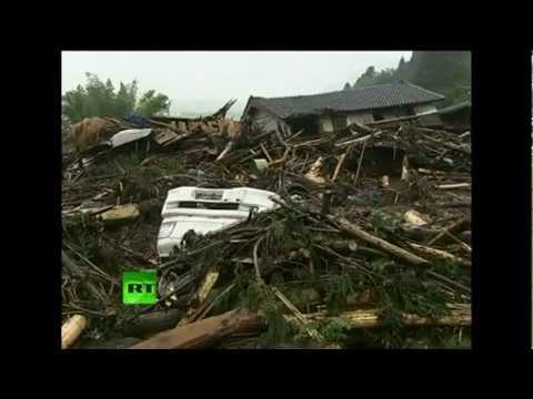 Угроза наводнения в Японии: В отличие от России, готовится эвакуация 400 000 жителей