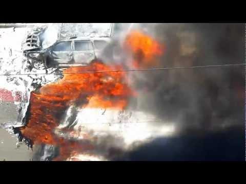Татарстан: Три взрыва в Казани