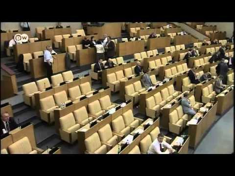 Путинская Дума приняла закон о НКО и «иностранных агентах»
