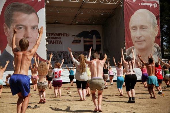 Путин жги! — Больше АДА!: Пальмовое масло для Ваших детей — Отряд ментов против брезента