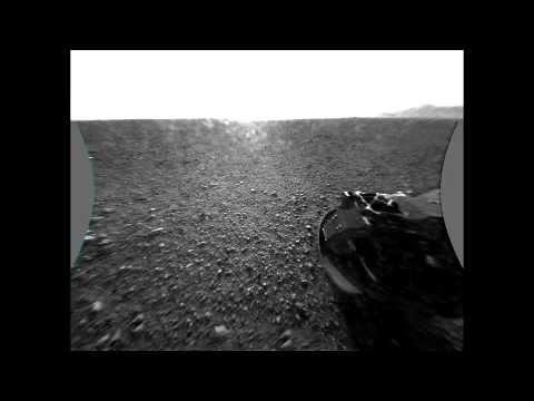 Марсоход Curiosity: Первые снимки с Марса / Прямая трансляция NASA