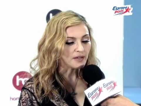 Мадонна в Москве: Концерт в Олимпийском 07 августа 2012 года