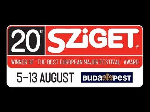 Sziget Фестиваль 2012 6-13 августа Венгрия Прямой эфир / Трансляция